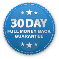 30 day full money back guarantee