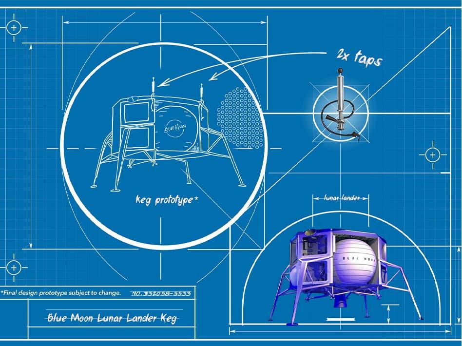 Blue Moon blueprint