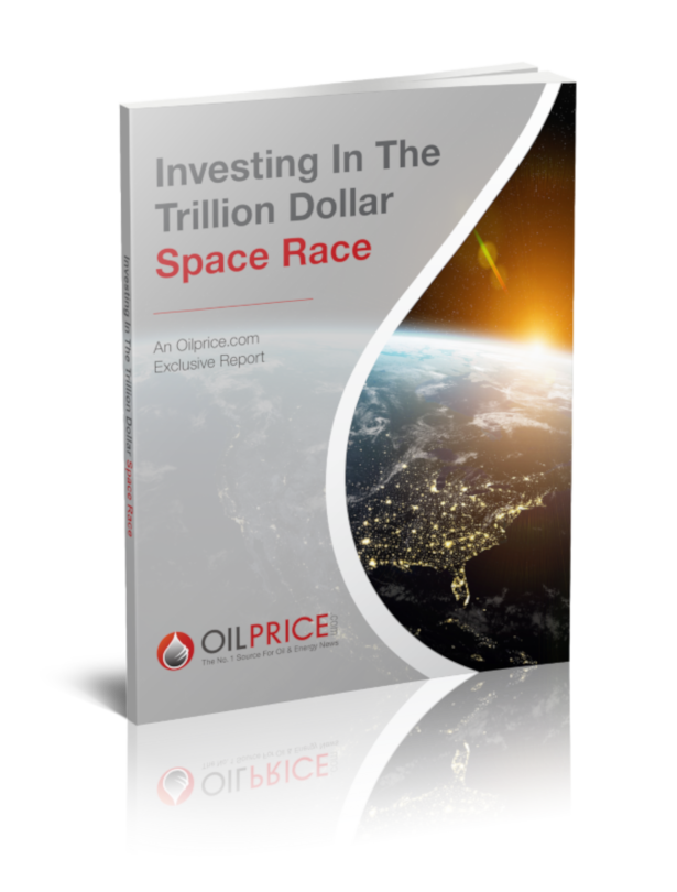 Investing In The Trillion Dollar Space Race