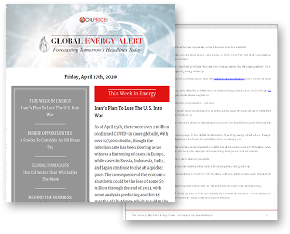 Oil and Gas Insider Report
