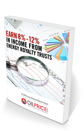 Earn 8% - 12% in Income From Energy Royalty Trusts
